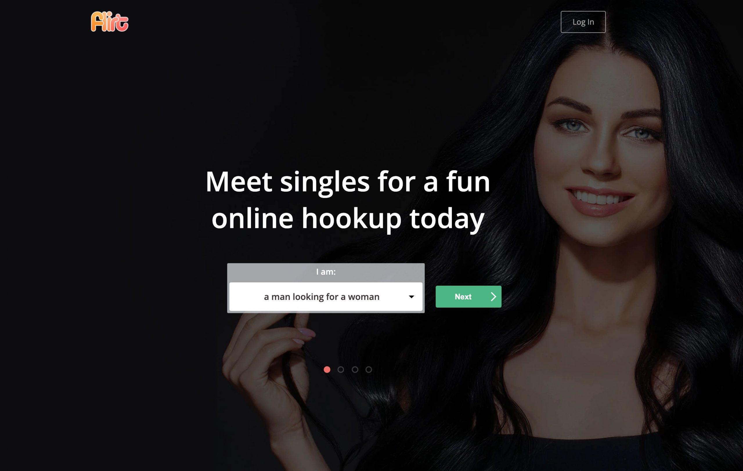 flirt.com create account