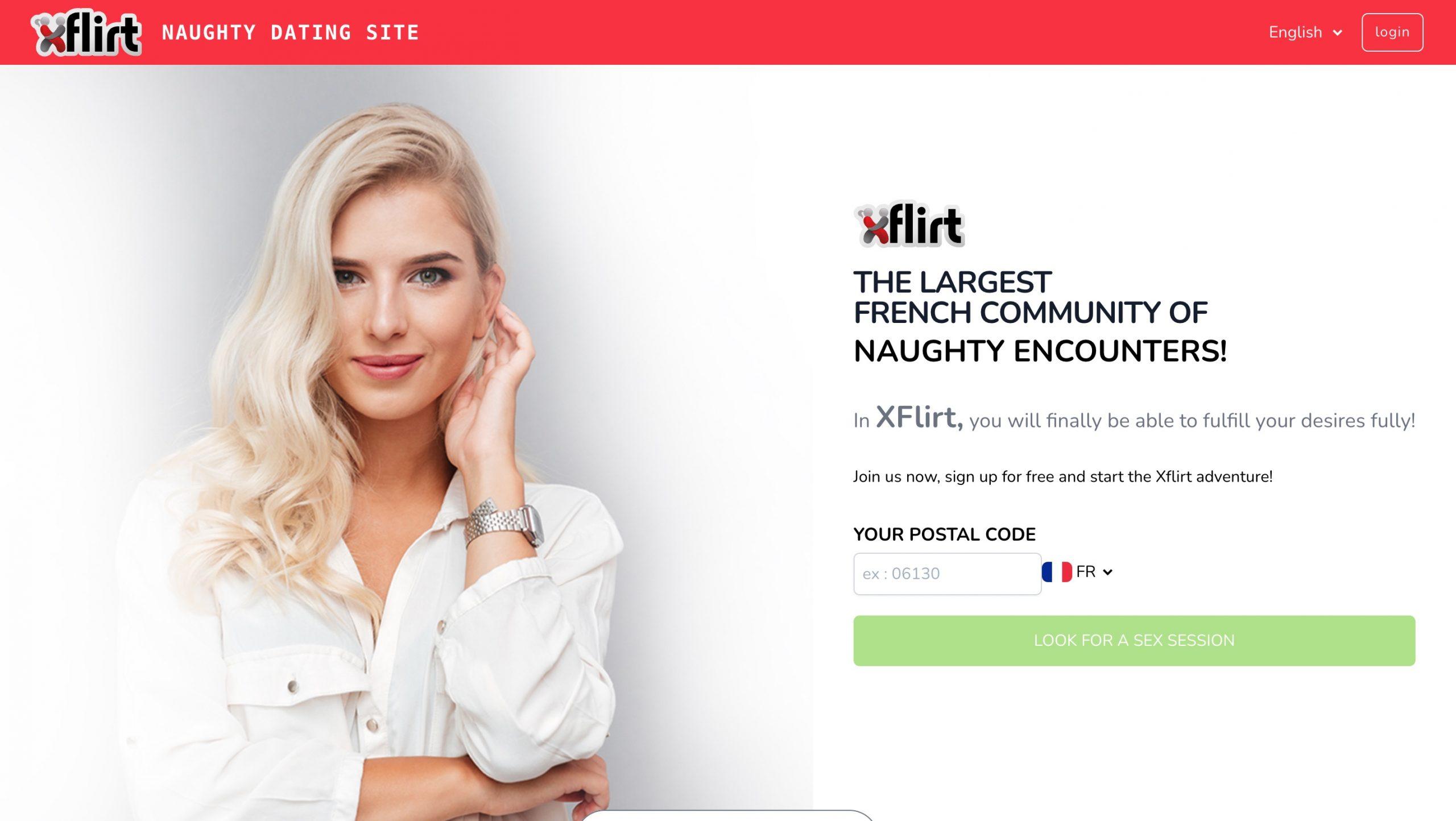 XFlirt main page